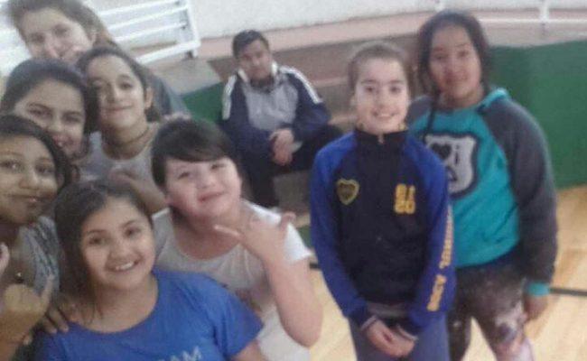 Frustrado viaje de las chicas de la Escuela Municipal a Los Antiguos