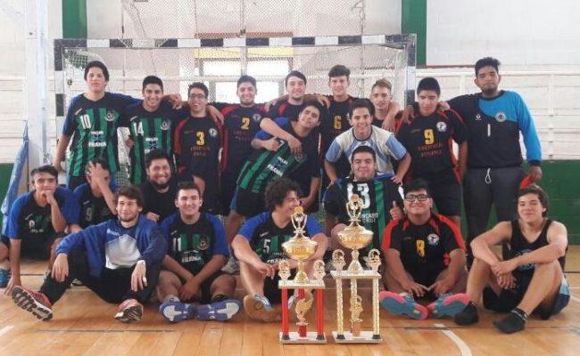 "Caleta  Olivia  se  quedó con  la  Copa  ""Estepa  Patagónica"" de Handball"