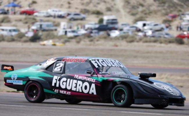 AUTOMOVILISMO:  Ariel  Figueroa , gran  triunfo lasherense  en Trelew