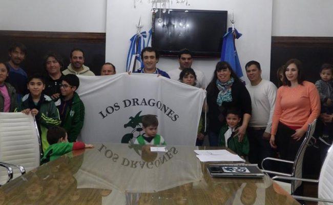 El Intendente Carambia se reunió con instituciones deportivas