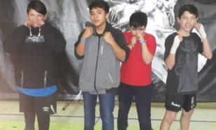 <b>KICK BOXING: Academia Luchador...</b>