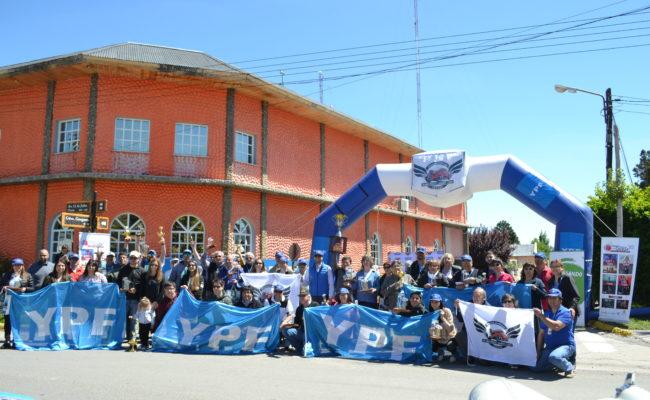 9no. Rally Las Heras-Los Antiguos:  Avila – Berms, el binomio ganador
