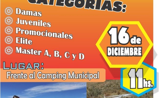 """DOMINGO 16 :  CARRERA   DE  MOUNTAIN  BIKE   ORGANIZADA  POR  """"EL  RAYO"""""""