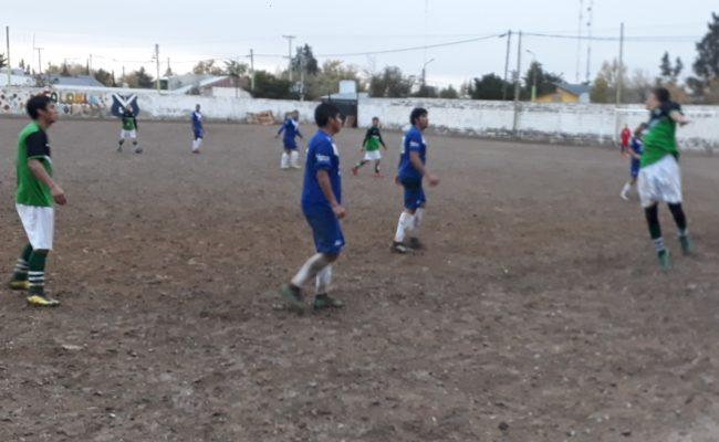 FUTBOL SUBSEDE LAS HERAS :   SINTESIS DE LA JORNADA – 12MA. FECHA